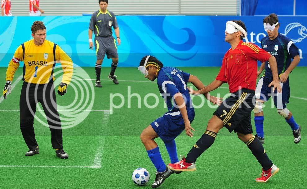 paralympiques 2008 football