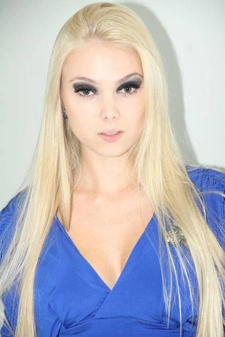 Natalie Dall Agnol fisgou o cantor Luan Santana
