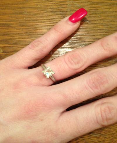 Who gets mom wedding ring