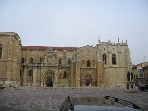 Eglise St Isidore (Léon)