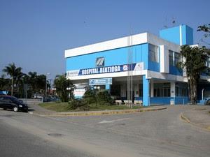 Hospital Municipal de Bertioga (Foto: Dirceu Mathias/Prefeitura de Bertioga)