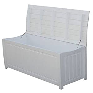 Amazon.com: Eagle One C39548CWhite White Brisbane Curved Top Deck ...