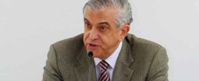 Mario Celso Petraglia, presidente do Atlético-PR (Foto: Fernando Freire)