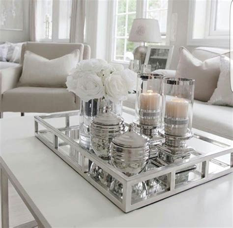 lovely living room center table decoration ideas youll