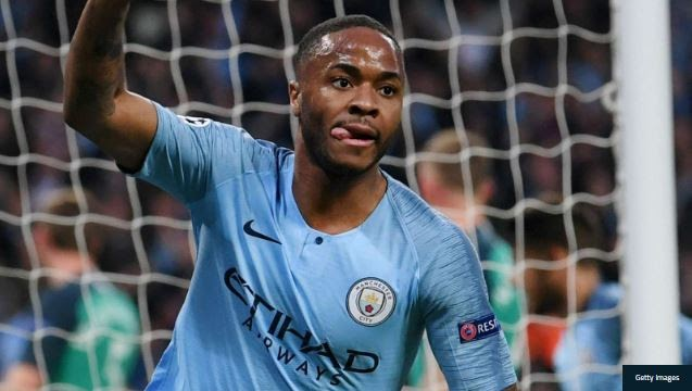 Manchester City Star Sterling Named Football Writers' Association Footballer Of The Year
