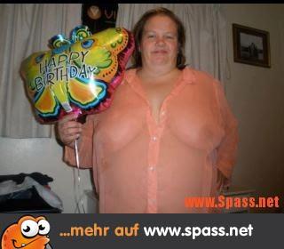 Happy Birthday Von Der Traumfrau Lustige Bilder Auf Spassnet