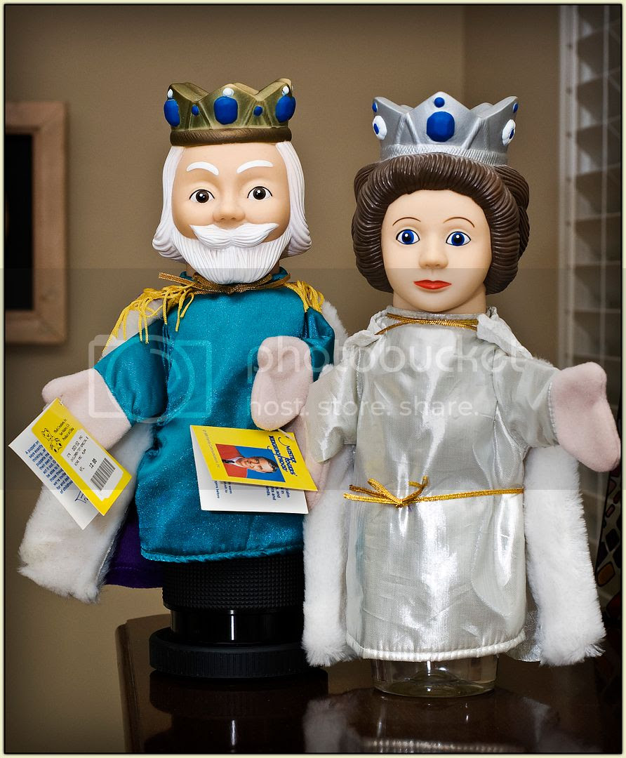 King Friday and Queen Saturday