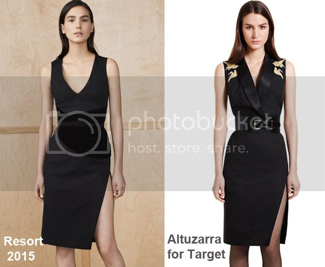 Altuzarra-for-Target-black-Dress