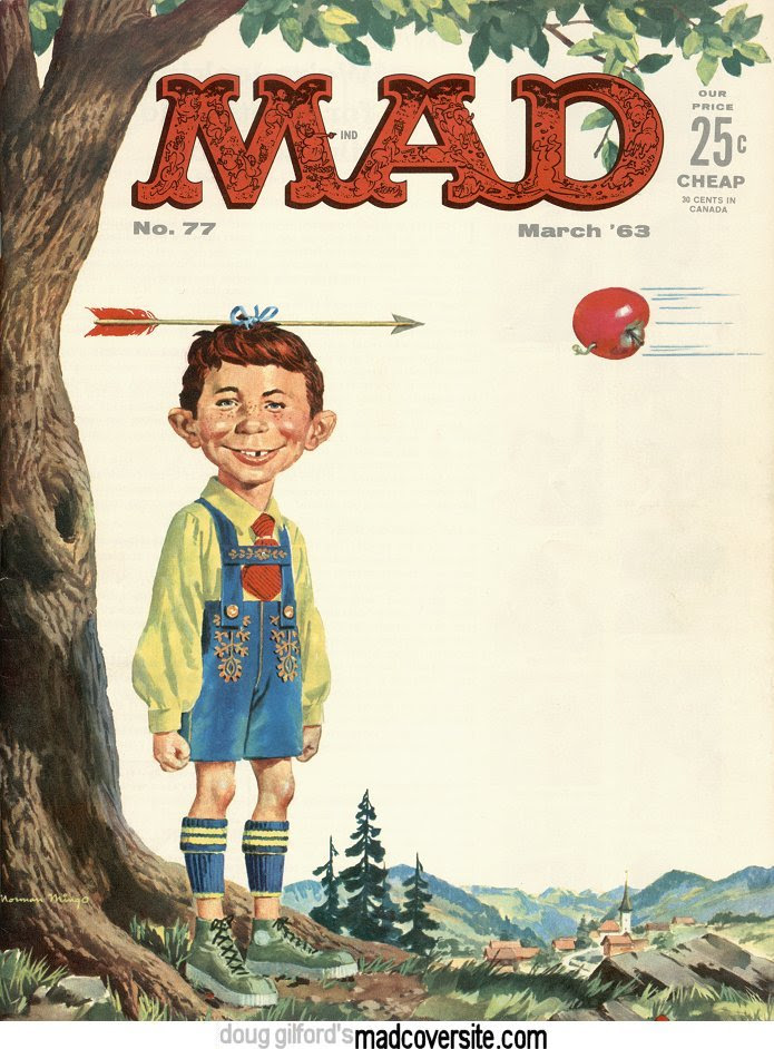 Mad #77