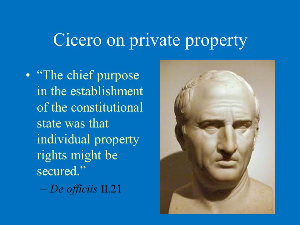 Image result for cicero private property