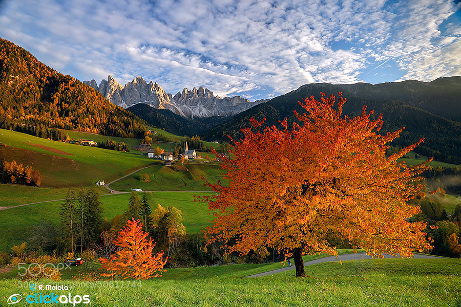 Photograph The Symbol of South Tyrol by SysaWorld Roberto Moiola on 500px