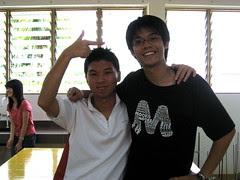 Tang Yang and me