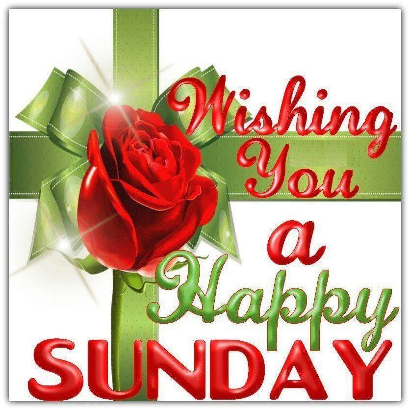Wishing You A Happy Sunday Pictures Photos And Images For Facebook