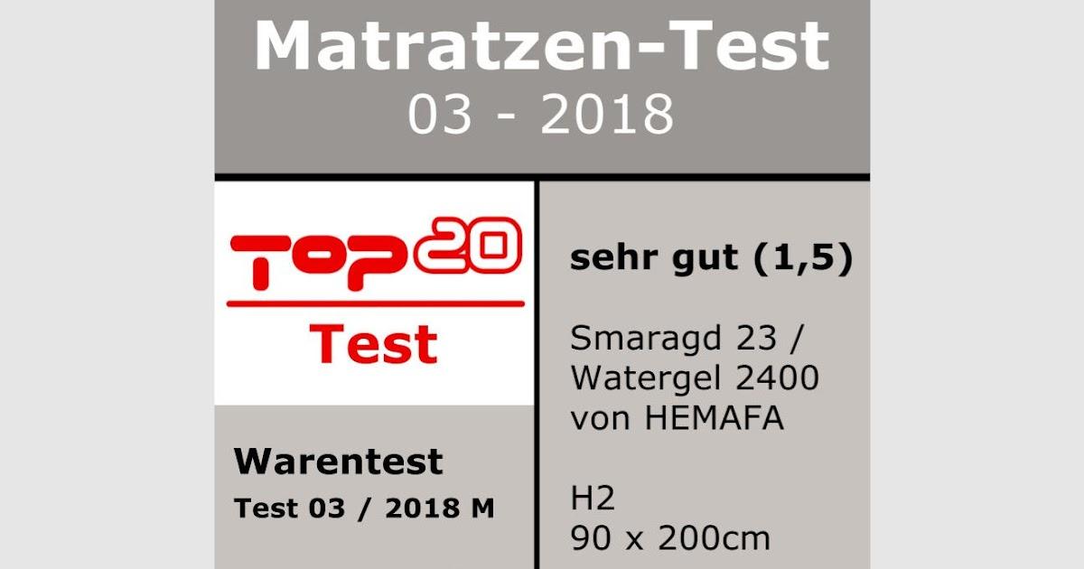 43+ toll Foto Test Matratzen / Test Matratzen 2020 So