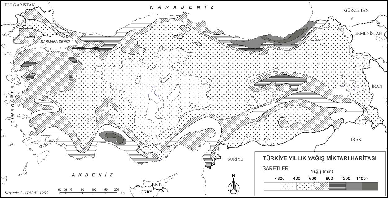 Türkiye Iklim Haritaları