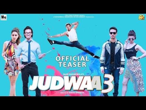 Judwaa 3 | 41 Interesting Facts | Tiger Shroff|Salman | Sajid Nadiadwala |David Dhawan