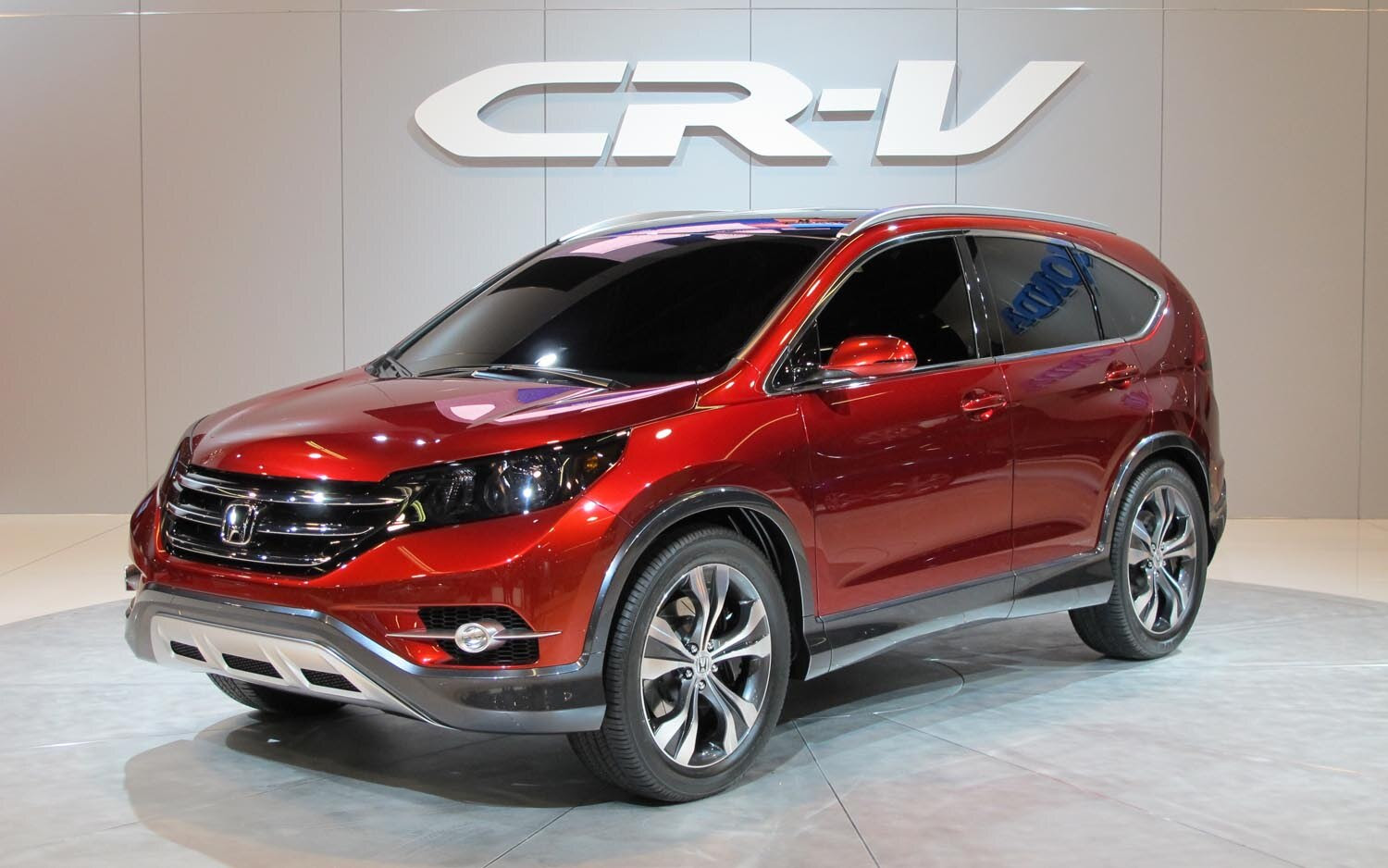 2012 Honda Cr V Rumored To Get New Optional Engine To Go With New Style Photo Image Gallery