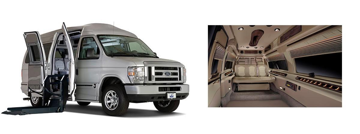 Full Size Wheelchair Vans By Vmi Gresham Driving Aids