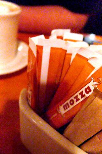 mozza sugar