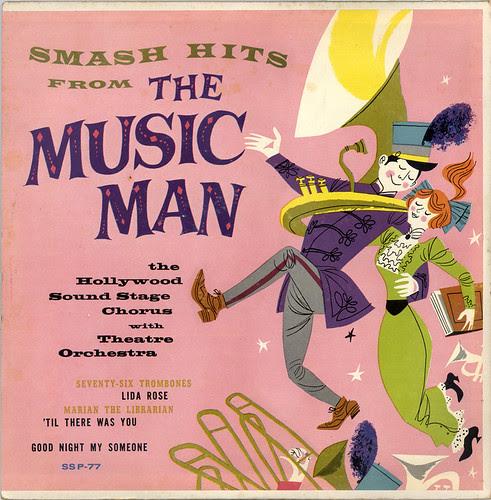 The Music Man LP