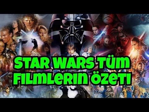 Star Wars Özet Birinci Filmden Sekizinci Filme Kadar