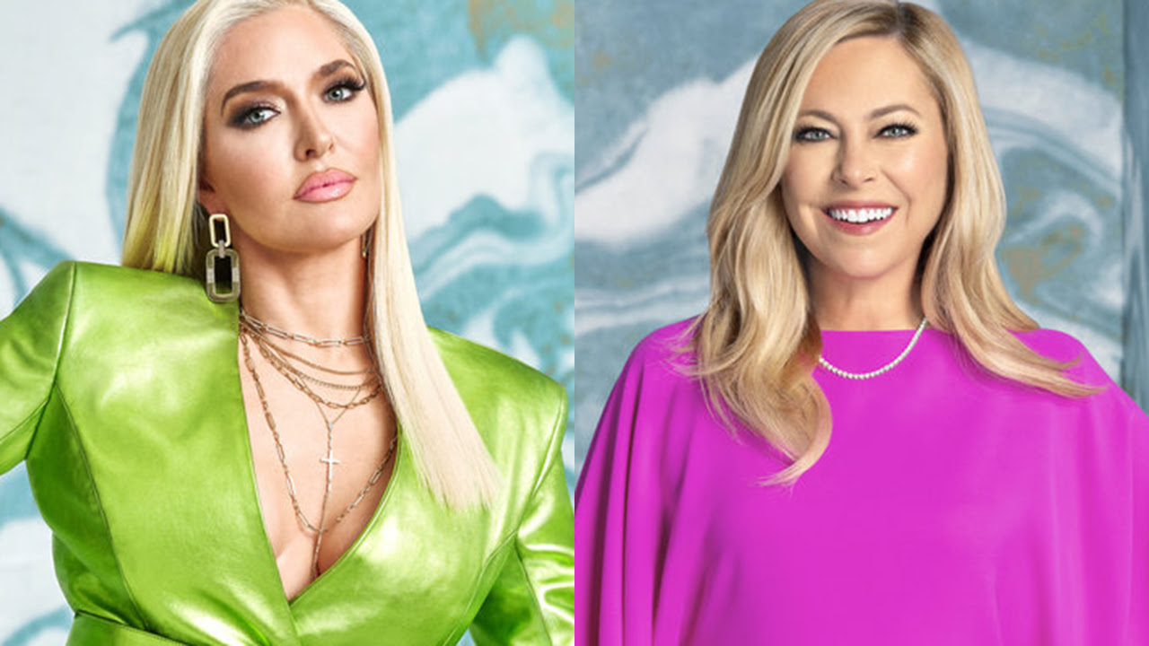 'RHOBH's Sutton Stracke claims Erika Jayne made worse threat that fans didn't hear: 'I took it very seriously'
