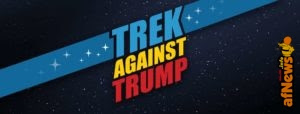 Star Trek è contro Donald Trump!