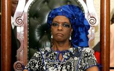 Zimbabwean first lady Grace Mugabe.  Picture: AFP
