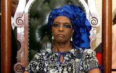 Zimbabwean first lady Grace Mugabe.  Picture: AFP