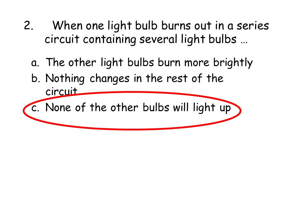 Image result for series light bulbs