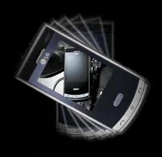 LG KF750 Secret Phone