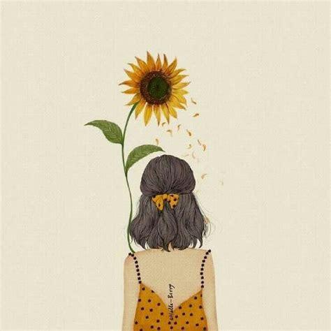sun sun sunflowers art drawing inspiration