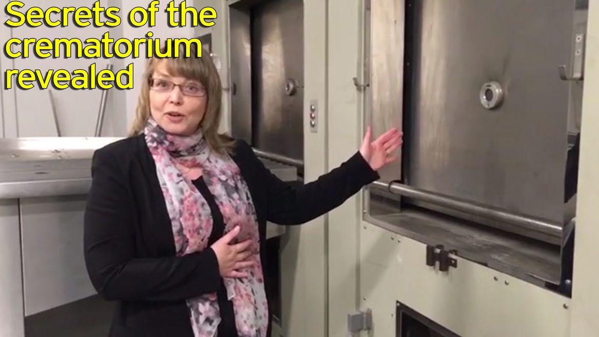 Vídeo thumbnail, Segredos do crematório revelado
