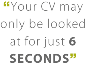 Reasons Your CV is Not Getting Employers Attention