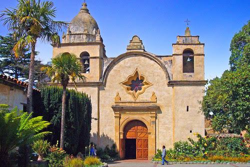 La Misión de San Carlos Borroméo de Carmelo