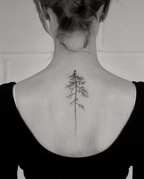17 Tatuajes Que Vas A Querer Tener En Tu Columna Vertebral