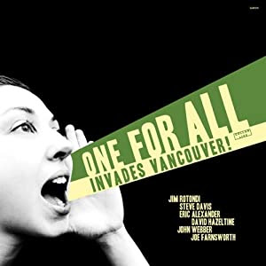 One For All - Invades Vancouver! cover