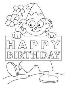 Birthday Card Drawing at GetDrawings | Free download