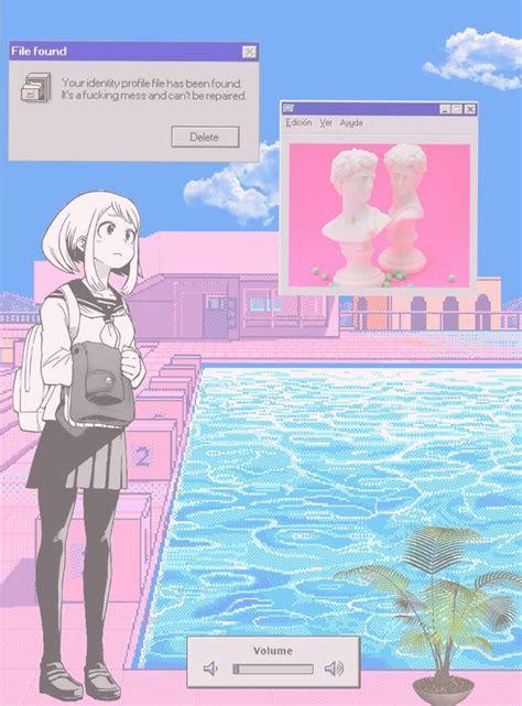 vaporwave   vaporwave wallpaper aesthetic