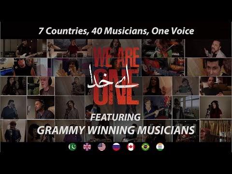 We Are One / Aae Khuda | Global Collaboration for hope (Official Music Video)#weareone #aaekhuda