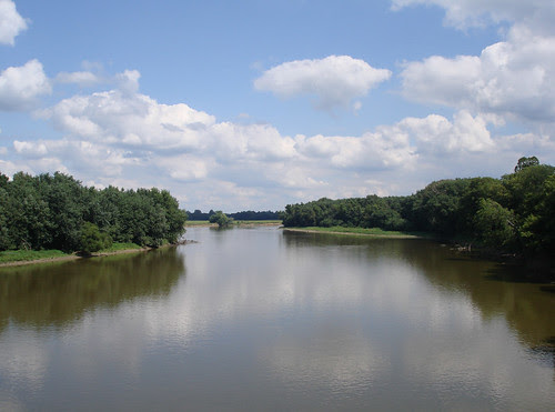 Wabash River in Independence