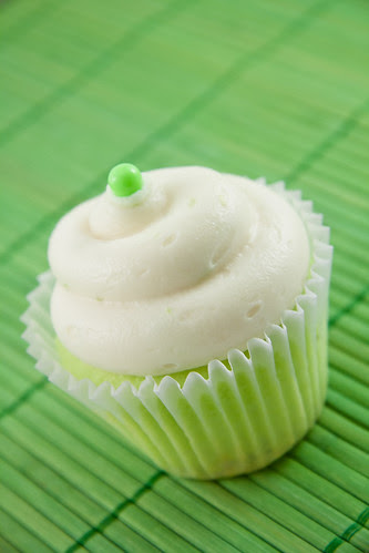 Zesty Lime Cupcake by sarah-danielle-photography
