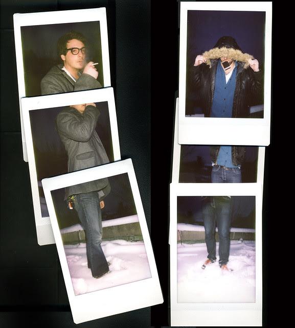 Tiled Polaroid