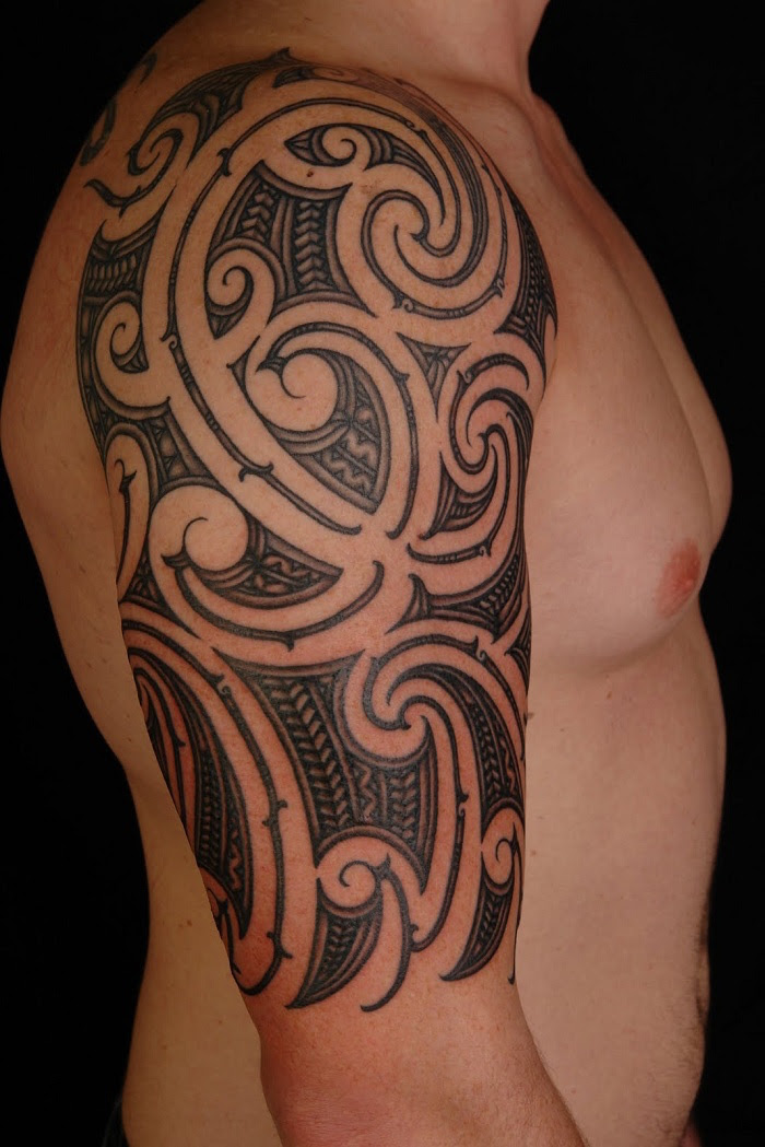 25 Half Sleeve Tattoo Designs For Men - Feed Inspiration