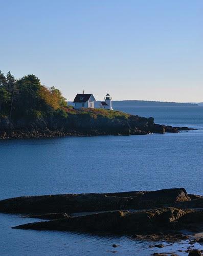 Curtis Island Lighthouse