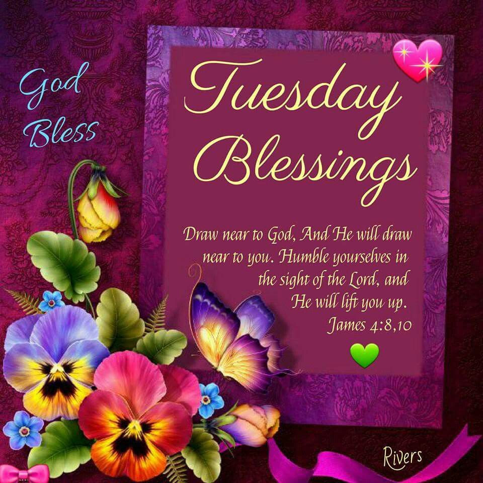 God Bless Tuesday Blessings Pictures Photos And Images For