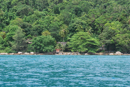 Perhentian-close up