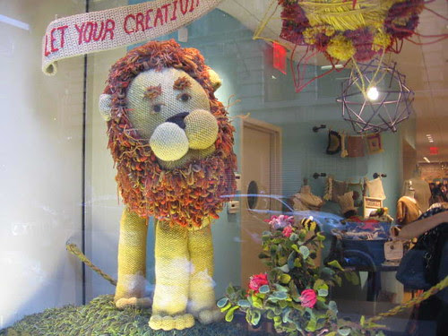 Lion Brand lion