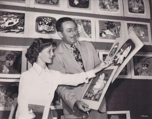 Kathryn e Walt