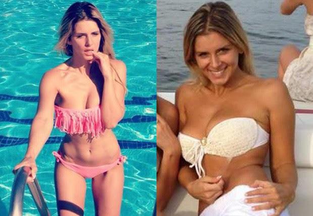 A modelo e ex-miss Slobodanka Tosic  (Foto: Reprodução/Facebook)